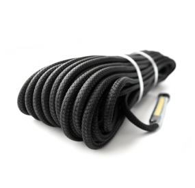Corda statica con asola 8 mm