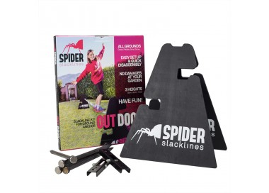 SLACKLINE OUTDOOR KIT