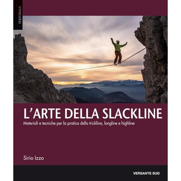 L'ARTE DELLA SLACKLINE - LIBRO MANUALE