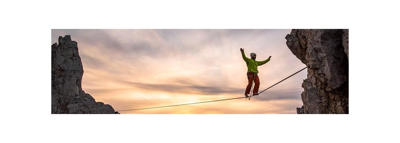 Highline de la liberté,émotions et sécurité | Spider Slacklines